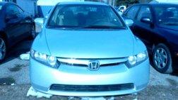 2006 Honda Civic Hybrid CVT with Navigation