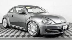 2012 Volkswagen Beetle 2.5L PZEV