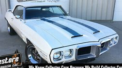 1969 Pontiac - Convertible Tribute, 400 Auto, Blue Interior