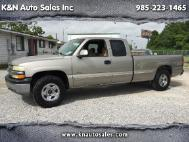 1999 Chevrolet Silverado 1500 Ext. Cab Long Bed 4WD