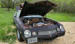 1981 Chevrolet Camaro Berlinetta
