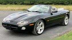 2003 Jaguar XK-Series XK8
