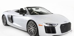 2018 Audi R8 5.2 quattro V10 Plus Spyder