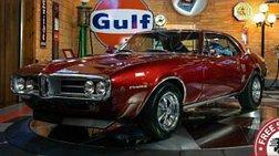 1967 Pontiac Firebird 350 Restomod