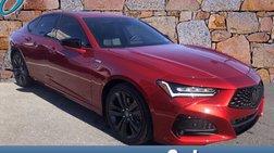 2021 Acura TLX SH-AWD w/A-SPEC