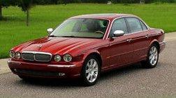 2004 Jaguar XJ-Series Vanden Plas