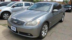 2006 Infiniti M35 35 Luxury