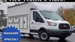 2015 Ford Transit Cutaway 350