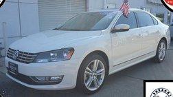 2014 Volkswagen Passat 2.0L TDI SE