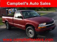 1998 Chevrolet S-10 Base