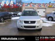2007 Suzuki Grand Vitara Luxury