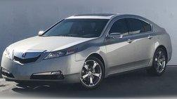 2010 Acura TL Technology