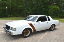 1987 Buick Regal Base