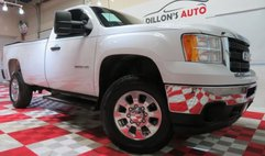 2014 GMC Sierra 2500HD Work Truck