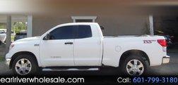 2008 Toyota Tundra Base Double Cab 5.7L 2WD