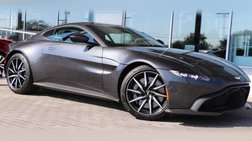 2020 Aston Martin Vantage Base