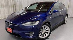 2016 Tesla Model X 75D