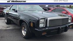 1977 Chevrolet El Camino SS 454