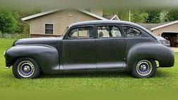 1946 Plymouth Basic