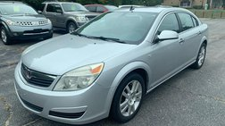 2009 Saturn Aura XR