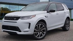 2021 Land Rover Discovery Sport P250 SE R-Dynamic