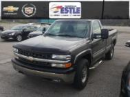 2000 Chevrolet Silverado 2500 Base