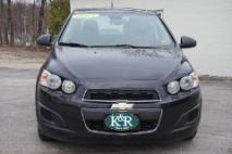 2013 Chevrolet Sonic LT Manual