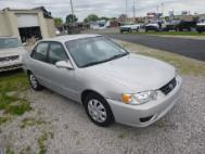 2001 Toyota Corolla LE