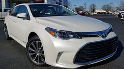 2016 Toyota Avalon Hybrid XLE