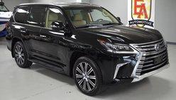 2019 Lexus LX 570 LX 570 Three Row 4WD