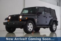 2013 Jeep Wrangler 3.6L V6 4WD/SOFT TOP/PWR WINDOWS & LOCKS/ALLOY WHE