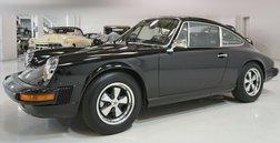 1975 Porsche 911 S 2.7 Coupe   Only 29,914 Actual Miles!