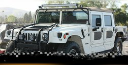 1996 AM General Hummer Open Top AWD 2dr SUV