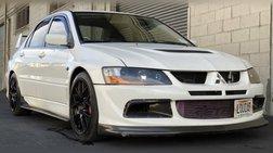 2005 Mitsubishi Lancer Evolution VIII