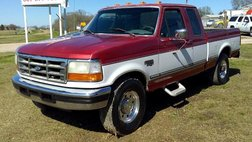 1996 Ford F-250 XL SuperCab Long Bed 2WD