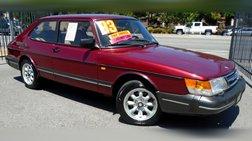 1993 Saab 900 S