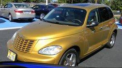 2002 Chrysler PT Cruiser Dream Cruiser Series I