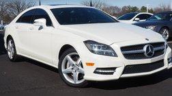 2014 Mercedes-Benz CLS-Class CLS 550 4MATIC