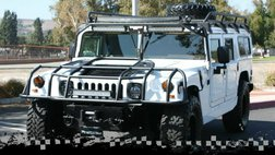 1997 AM General Hummer Wagon AWD 4dr SUV