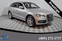 2013 Audi Q5 3.0T quattro Prestige