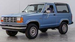 1990 Ford Bronco II XL
