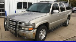 2005 Chevrolet Suburban Unknown