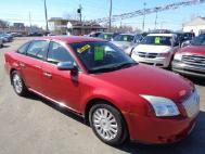 2009 Mercury Sable Base