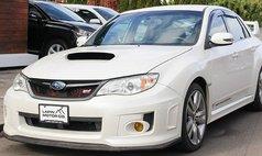 2012 Subaru Impreza WRX STi WRX STI