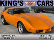 1977 Chevrolet Corvette Stingray Stingray