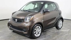2018 Smart Fortwo Electric Drive passion