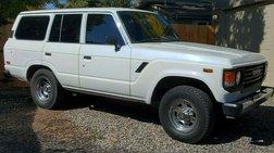1983 Toyota Land Cruiser Base