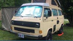 1983 Volkswagen Vanagon Camper