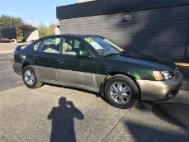 2002 Subaru Legacy Outback