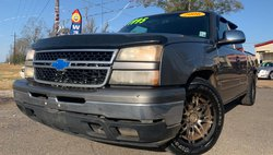 2006 Chevrolet C/K 1500 Ext. Cab 6.5-ft. Bed 2WD